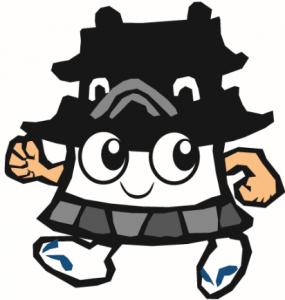 熊本城ゆるキャラ3