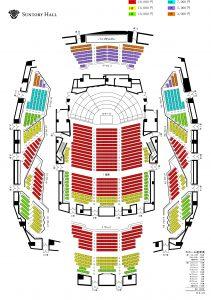 座席表(サントリー)2017
